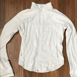 lululemon White Jacket